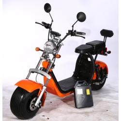Citycoco X17 1500W (galimybė dviem baterijomis)