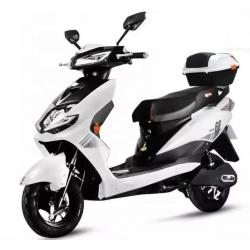 Elektrinis mopedas/motoroleris Z800 800W 20Ah (ličio akumuliatorius)